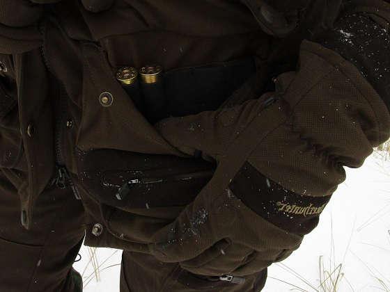 Про одежду для ходовой охоты