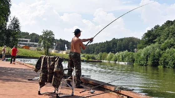 Лечебная рыбалка
