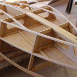 Изготовление лодки из фанеры
