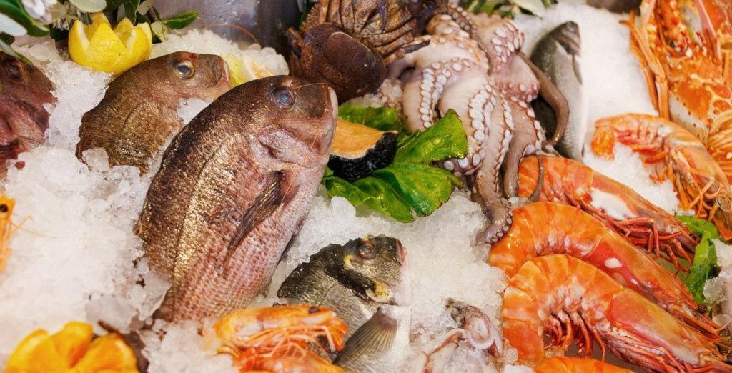 Эксклюзивные морепродукты