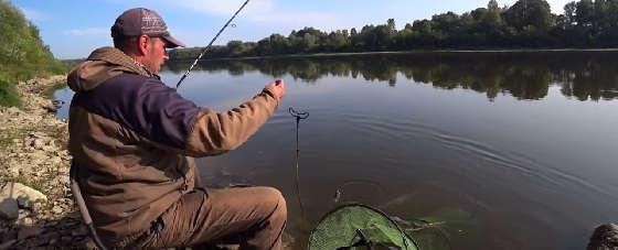 Рыбалка на Оке в Ясную Погоду 2020