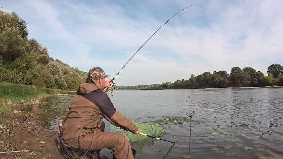Осенняя Рыбалка на Рака 2020