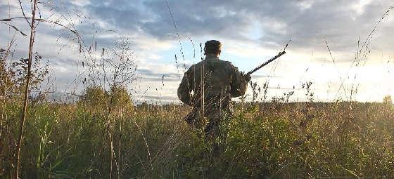 Охота на утку с подхода в Республике Коми с Ружьем Franchi Affinity One