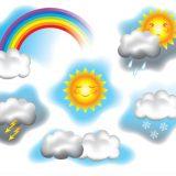 Прогноз погоды на месяц поможет составить планы на ближайшее будущее