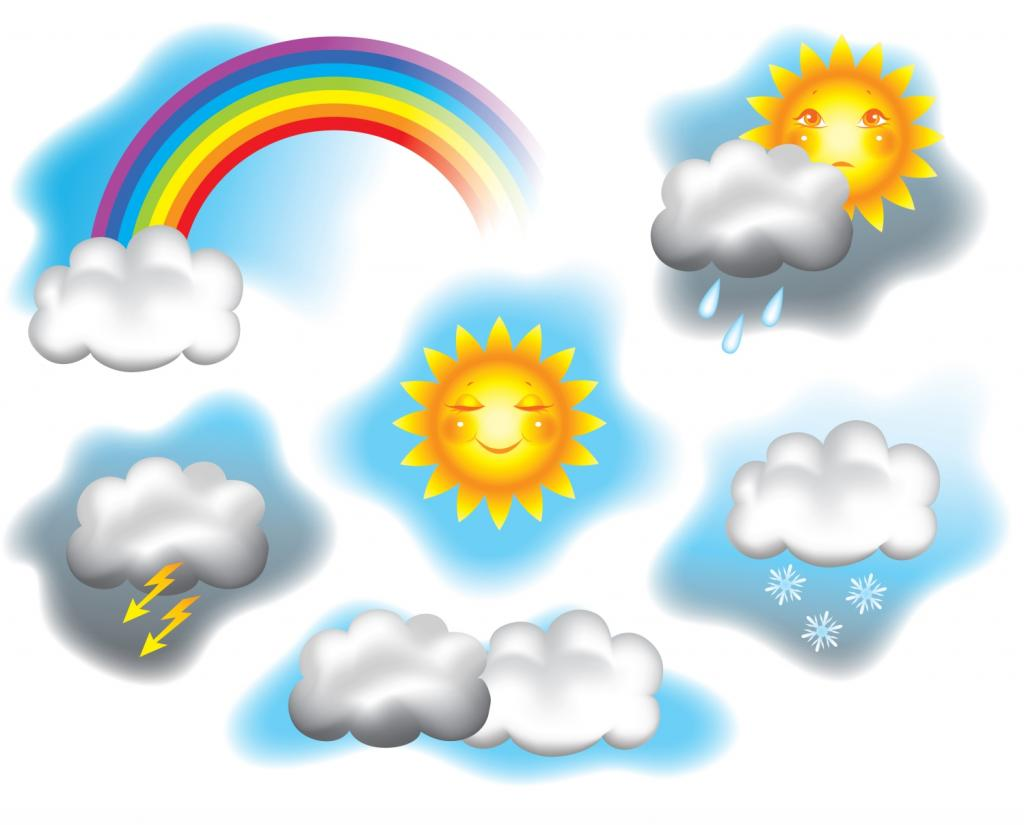 Прогноз погоды на месяц - это помощник в составлении планов на ближайшее будущее