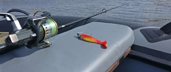 Эксперименты с приманками на рыбалке