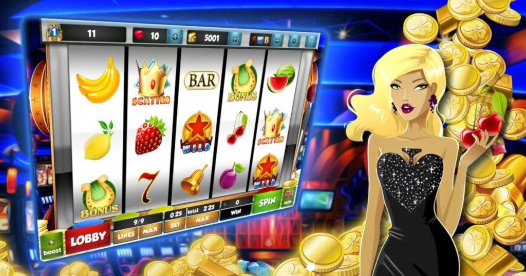 Игровые автоматы в казино Slotozal
