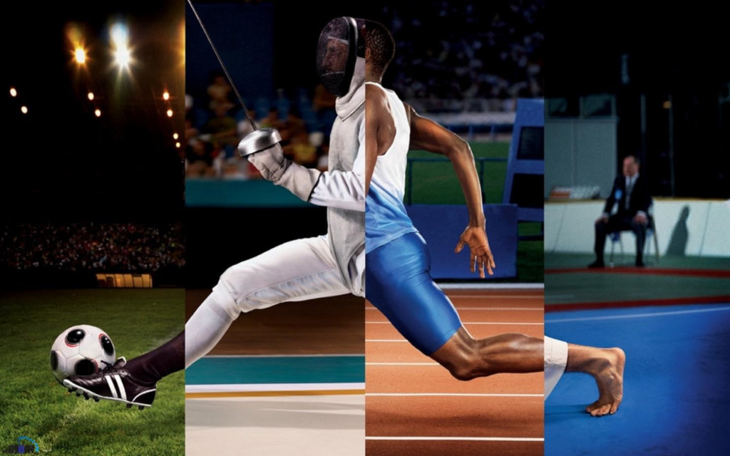 Современный спорт