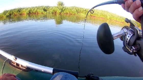 Рыбалка на Глубоком Турунчуке