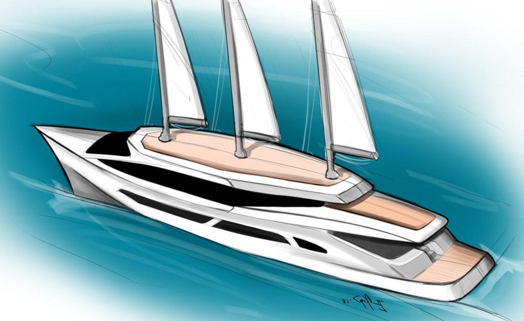 Аренда яхты - возможность совместить водную прогулку с рыбалкой