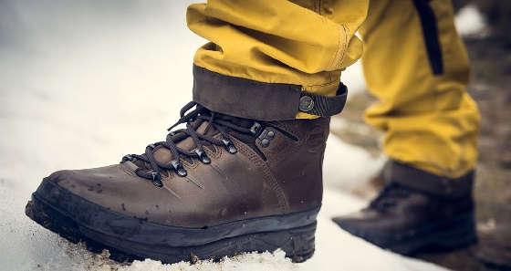 Зимняя обувь для леса и бушкрафта