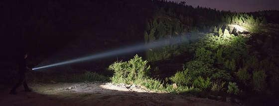 дальнобойный подствольный фонарь Olight - Warrior X Turbo