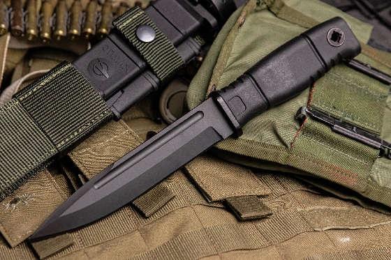 Нож КАМПО: Гражданская версия Ратника
