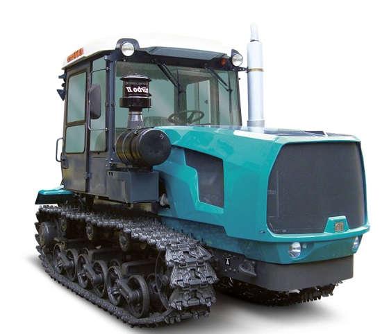 Гусеничный трактор БТЗ