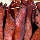 джерки из лосося в духовке по-американски