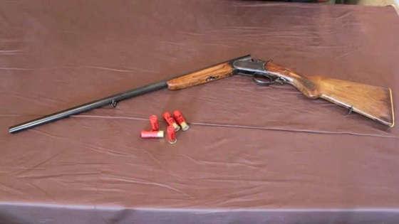 ИЖ-17 - Рейдерское ружьё