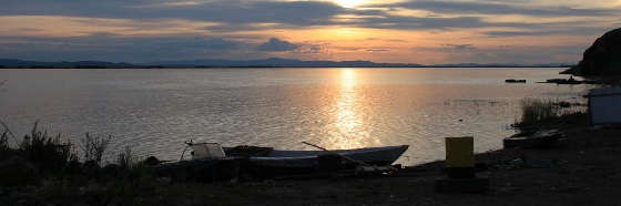 Ловля кеты на реке Амур