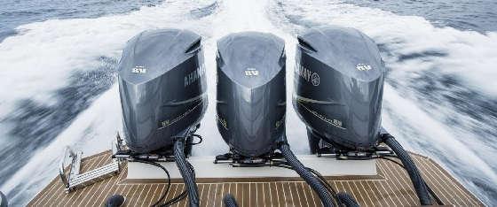 Самые мощные лодочные моторы