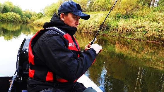 Неделя жизни на реке в костромской тайге