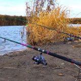 Рыбалка С Ночевкой В Ноябре