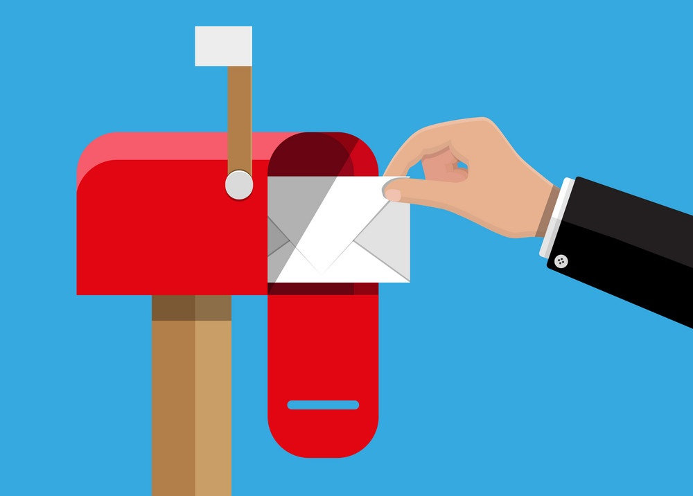 Почтовое обслуживание юридического адреса