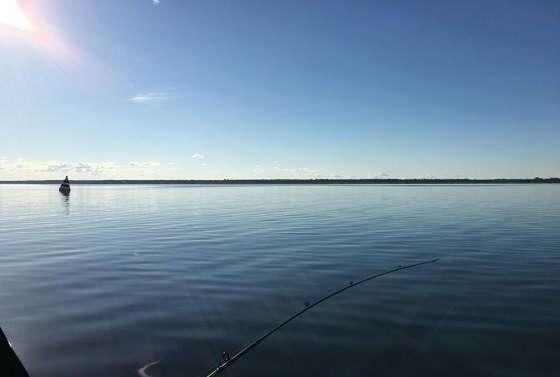 Поиск новых озёр для следующей рыбалки