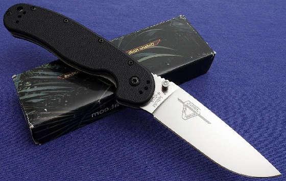 Популярный складной нож