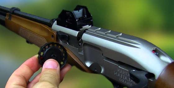 Топ 5 самых продаваемых пневматических винтовок