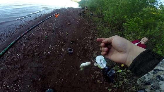 Рыболовное путешествие в Удмуртию
