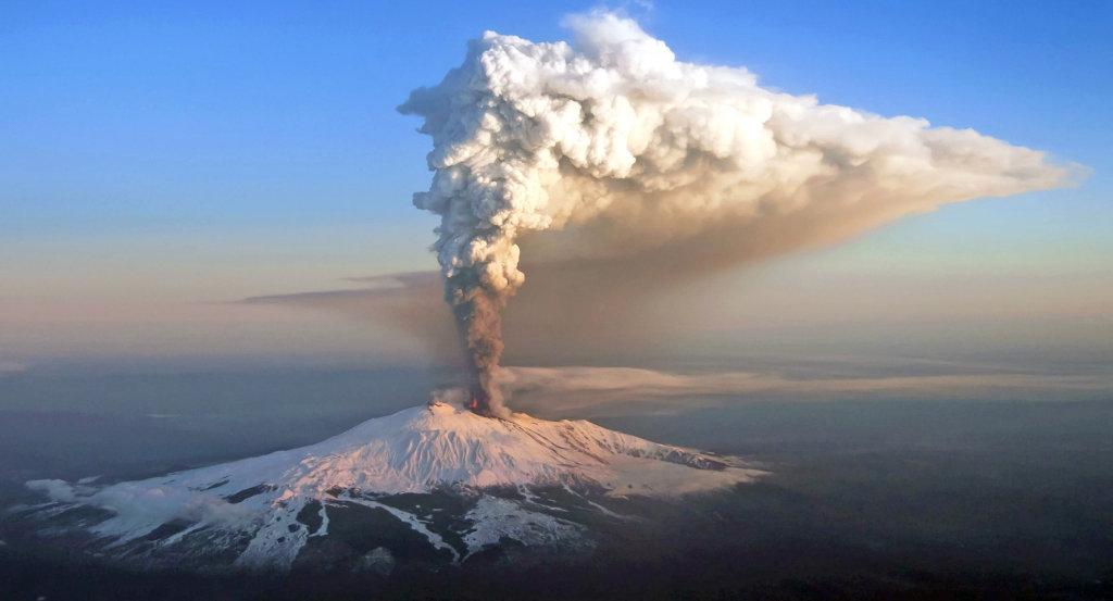 Вулканы: типы, изучение