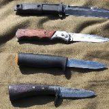 Армейский метод заточки ножа