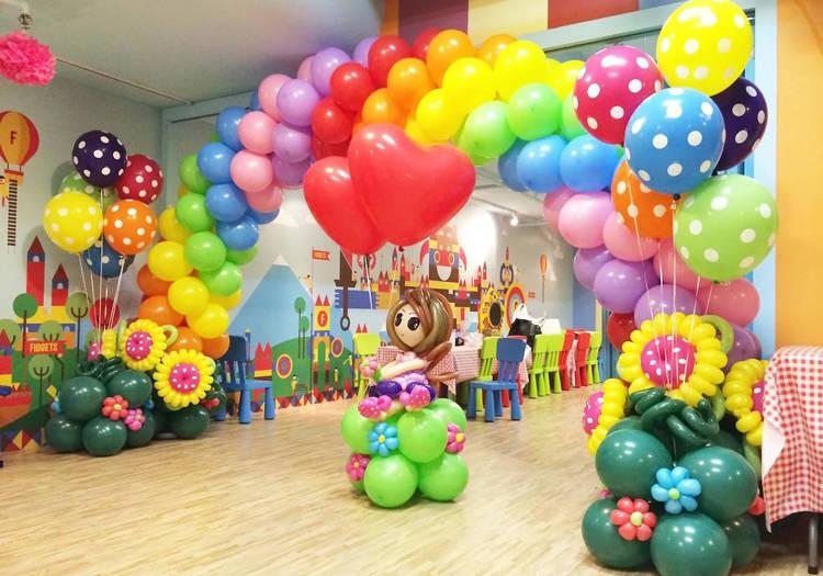 детская игровая комната Челябинск
