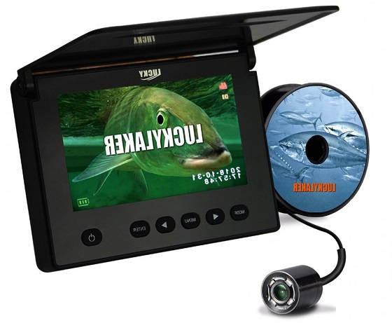 Подводная Камера для Зимней Рыбалки LuckyLaker FL180AR