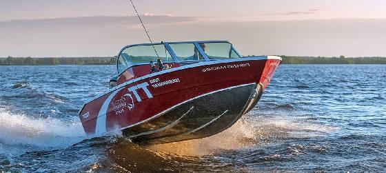 Обзор лодки TUNA 545TT