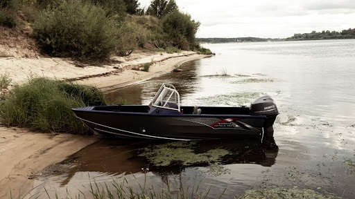 Windboat 4.5DC EvoFish