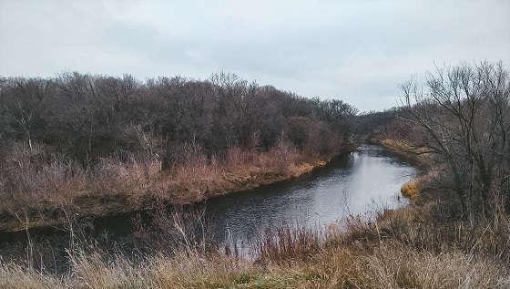 Джиг по Малой реке