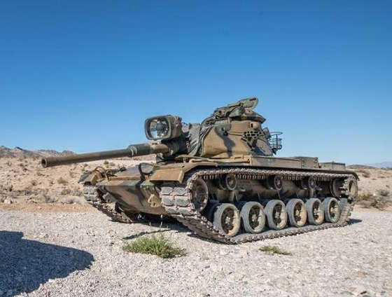 Гранатомёты против танка