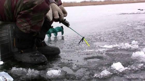 КЛЕВАЯ РЫБАЛКА со льда