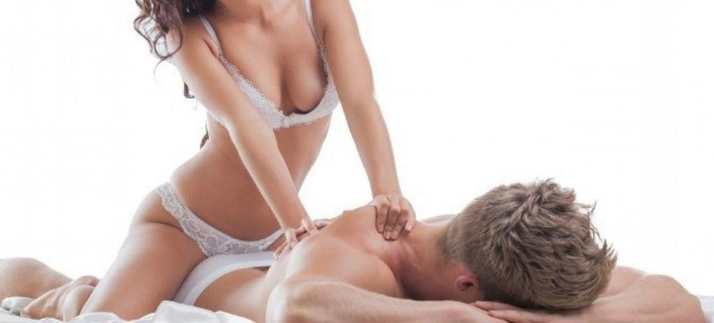 Что такое эротический массаж?