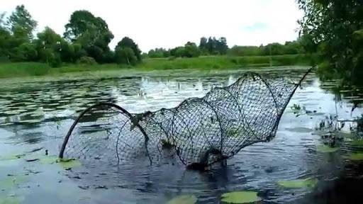 Рыбалка Мордушками