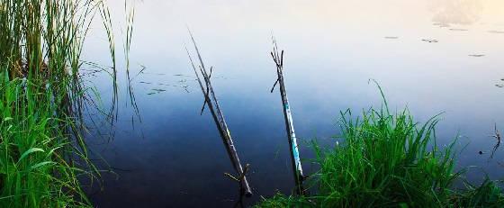 Поход с ночёвкой на рыбалку