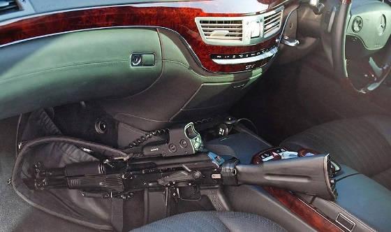Можно ли ездить с охотничьим оружием в салоне авто