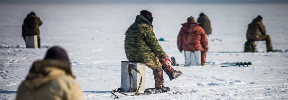 Открытие зимней рыбалки в Приморье