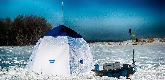 ЛУЧШИЕ палатки для ЗИМНЕЙ РЫБАЛКИ