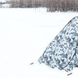 Зимняя рыбалка в палатке на льду: Подлещик, Плотва