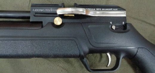 PCP Kral Puncher Maxi 3S 6,35 мм