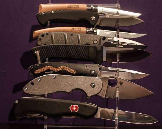 ТОП 10 рабочих Складных Ножей