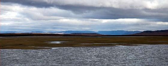 Таймыр - озеро без берегов