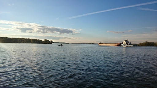 На лодке из Волги в Чёрное море