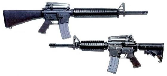 AR-15/ М-16/ М-4